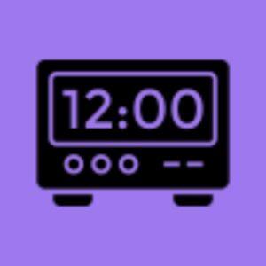 Говорящие цифровые часы онлайн